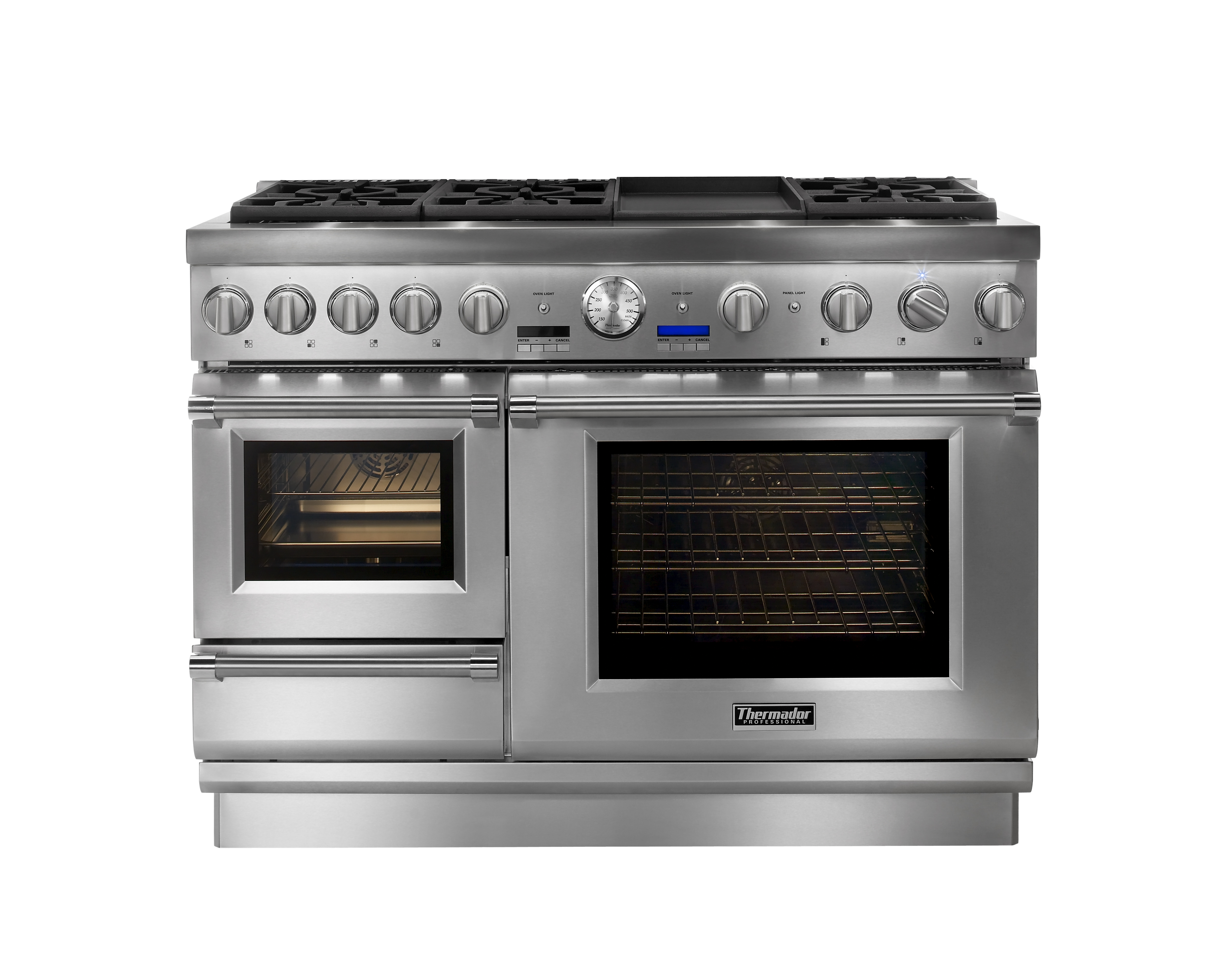 Thermador S Pro Grand Steam Range Offers Seven Cooking